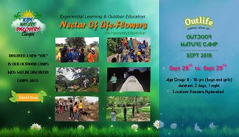 kids Outdoor Nature Discovery Camps 2019 - Hyderabad - OUTLIFE
