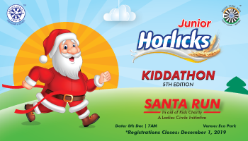Junior Horlicks Kiddathon 2019
