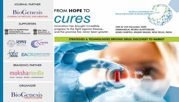 3rd World Congress On Drug Discovery And Development 2020 National