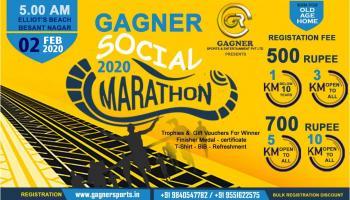 GAGNER SOCIAL MARATHON 2020