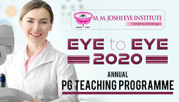 EYE to EYE 2020 - Annual PG Teaching Programme