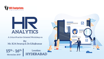 A Two Day Practice Oriented Workshop On HR Analytics