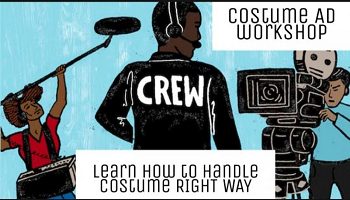 HOW TO HANDLE COSTUMES FOR A MOVIE