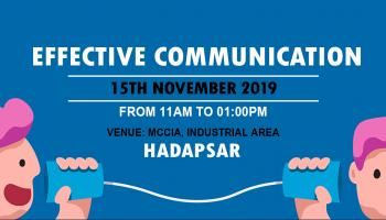Effective Communication  program By Kiran Jain