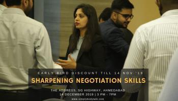 Sharpening Negotiation Skills