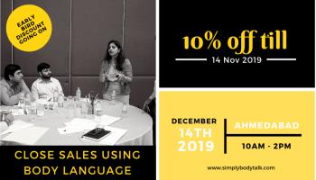 Close Sales Using Body Language