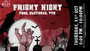 Fright Night at Hylife