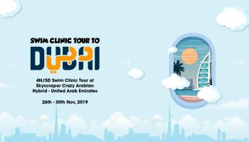 Razorfish Dubai Swim Clinic Tour 2019 - Registration Event