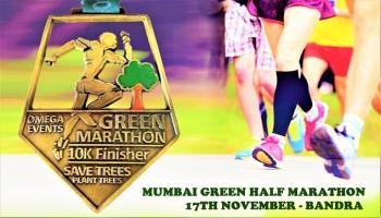 Mumbai Green Half Marathon