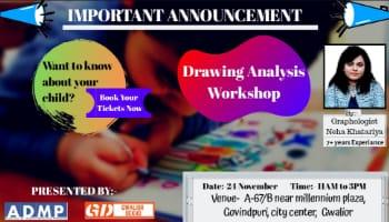 Drawing Analysis Workshop In Gwalior