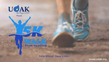 Walk for Water - 5k