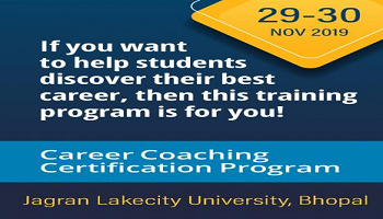 2-Day Free Career Counseling Course in Bhopal