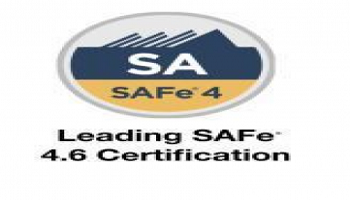 Leading SAFe 4.6 Certification Training in Bangalore on 09th - 10th Jan, 2020