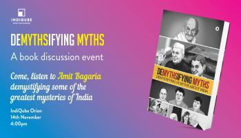 Book Discussion on Demythsifying Myths