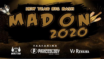 New Year Big Bash MAD On 2k20