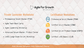 Certified ScrumMaster Training by Kamlesh Ravlani, CST