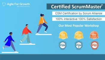 Certified ScrumMaster Training by Kamlesh Ravlani, CST, Dec Pune.