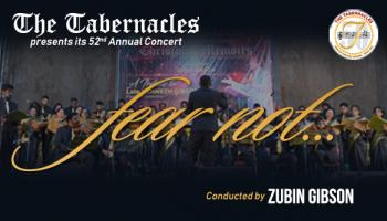 |Fear Not..|The Tabernacles Choir Presents its 52nd Annual Christmas Concert.