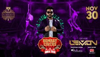 Bombay Circus India Tour ft DJ Lemon at Hammerzz ,Goa on 30th,Nov