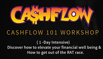 Cashflow 101 - GET OUT OF THE RAT RACE