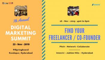 Find A Freelancer / Co-founder