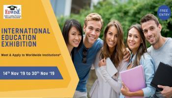 International Education Exhibition in Coimbatore