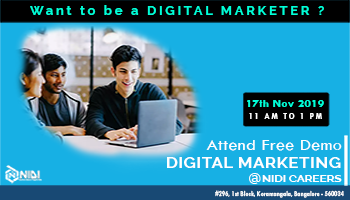 FREE DIGITAL MARKETING WORKSHOP - How to generate money online?
