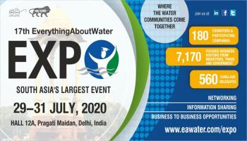 17th Everything About Water Expo 2020