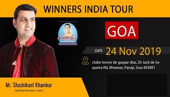 Winners India  Goa Tour