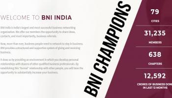 BNI CHAMPIONS - 28 NOV 2019