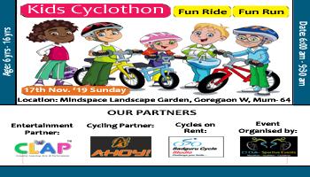 Kids Cyclothon 2019