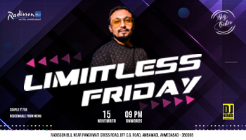 LIMITLESS FRIDAY