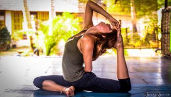 200 Hour Yoga Certification in Goa India