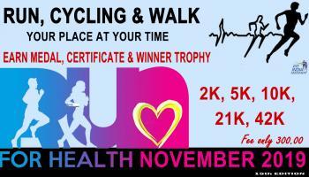 Run For Health