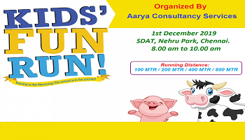 Kids Fun Run 2019
