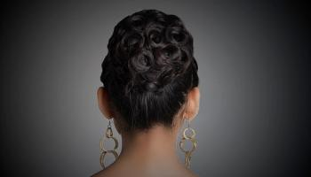 Professional Makeup artist in hyderabad, Hairstyling academy First Foundation PRO