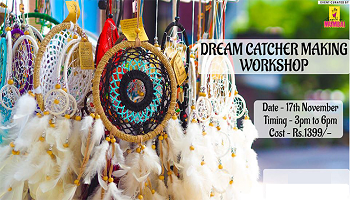 DreamCatcher Making Workshop