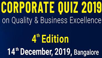 Corporate Quiz 2019