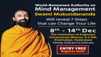 7 Mindsets for Success, Happiness and Fulfilment - Talk by Swami Mukundananda