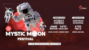 Mystic Moon Festival 2019 - Bangalore