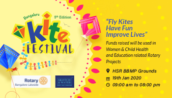 Bengaluru Kite Festival - 2020