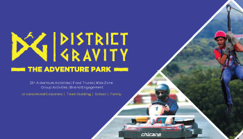 District Gravity - The Adventure Park