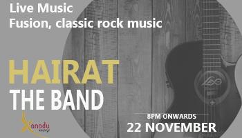 Hairat The  Band