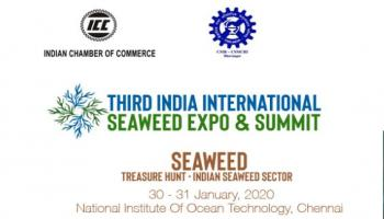 Third India International Seaweed Expo and Summit