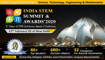 India STEM Summit and Awards 2020
