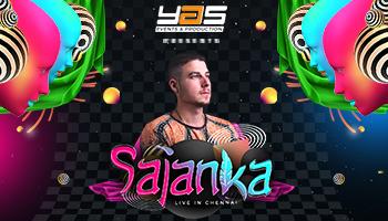 Sajanka Live in Chennai New Year Music Festival