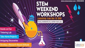 Science (STEM) activities and workshops for kids in Pune