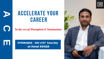 ACE your CAREER with YOUR STRENGTHS - By NeoStategy - Kishore Yasarapu (YK) in Hyderabad