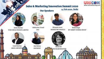 Sales and Marketing Innovation Summit 2020 - Delhi