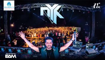 DJ NYK December Blowout